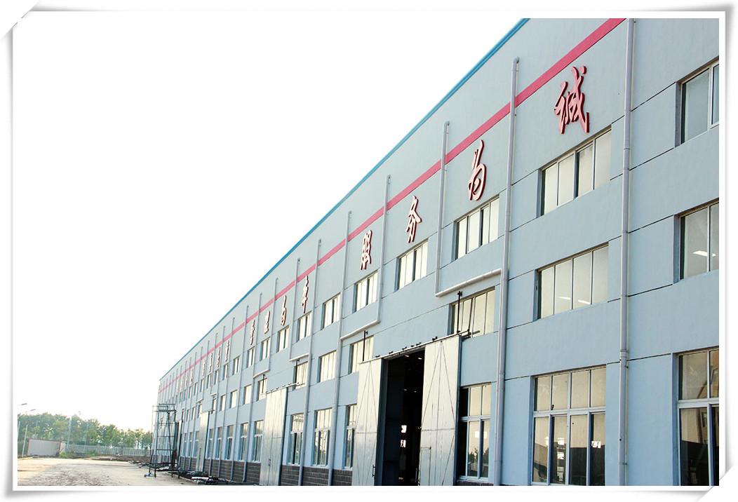 中博重工厂区外景